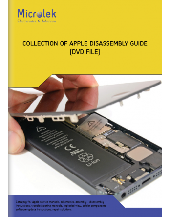 COLLECTION OF APPLE DISASSEMBLY GUIDE