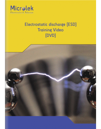 ELECTROSTATIC DISCHARGE (ESD) TRAINING VIDEO (DVD)