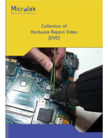 COLLECTION OF HARDWARE REPAIRS VIDEO (DVD)
