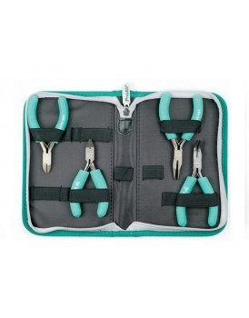 Ergonomic ESD Safe Plier and Cutter Kit