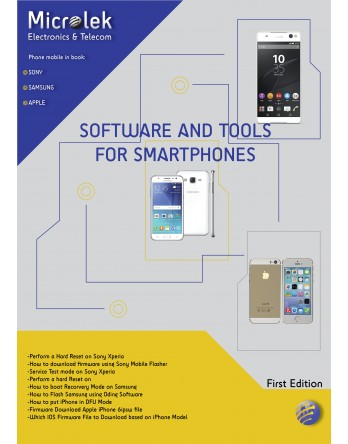 SOFTWARE AND TOOLS FOR SMARTPHONES 1ST EDITION (BOOK)